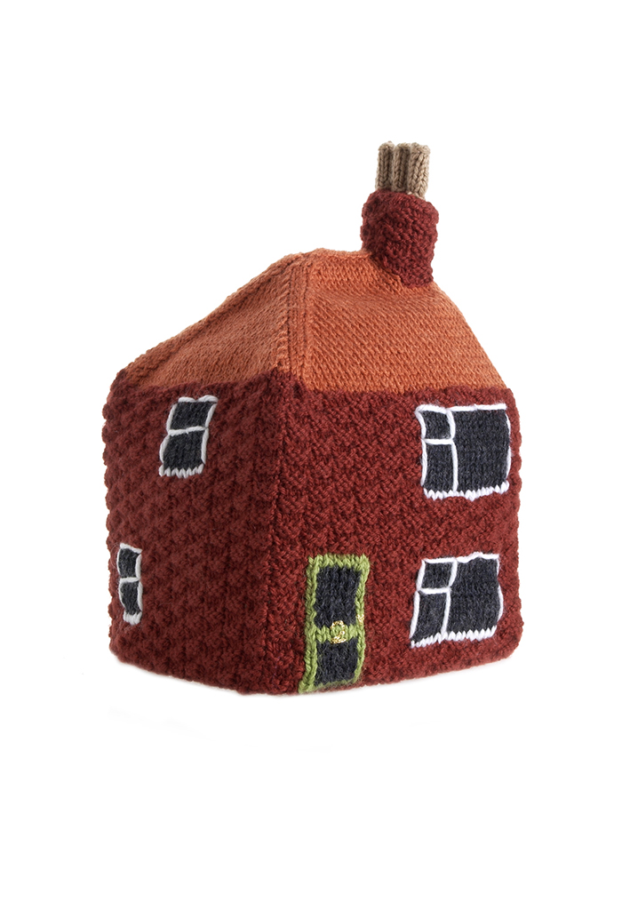 Knitted Homes of Crime